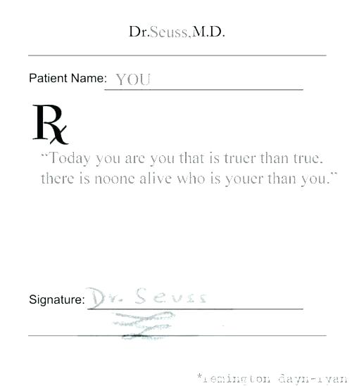 fake doctors note    excuse    template online